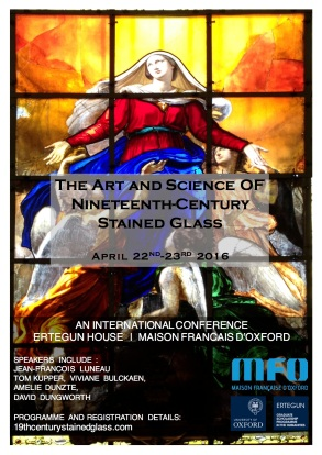 Nineteenth Century Stained Glass Flyer